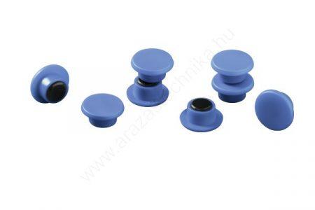 Jelölő mágnes taktikai táblához (20db/cs) (475106) KÉK