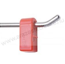 Biztonsági zár 6mm kampóra / lopásgátló
