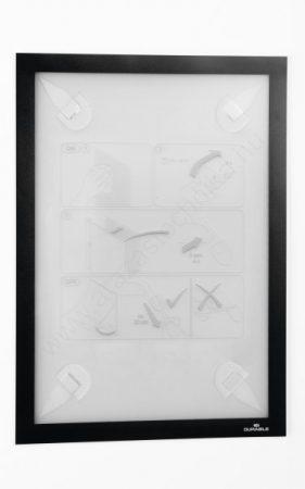 DURAFRAME® WALLPAPER A4 info keret (4843-01) fekete