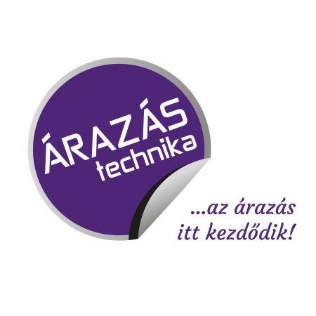 210 x 297mm piros univerzális címke (Avery 3470)