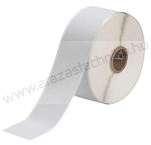 Image of 100 mm × 100 méter folyamatos öntapadós papír címke
