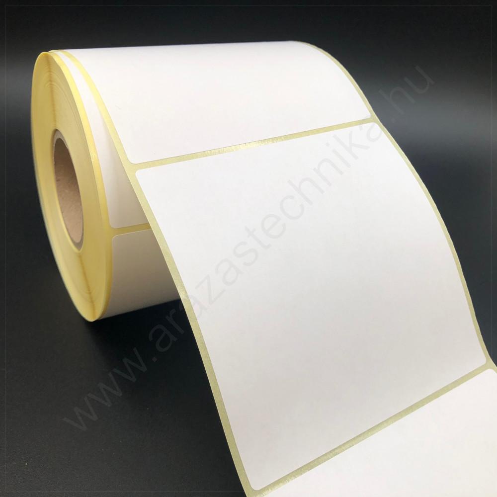 Image of 100×150 mm VELLUM címke 350 db/tek + RITZ perforált címkeköz