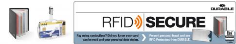 RFID védelem